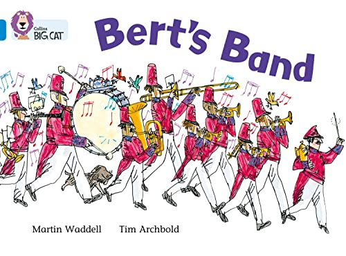 9780007185818: Bert's Band (Collins Big Cat)