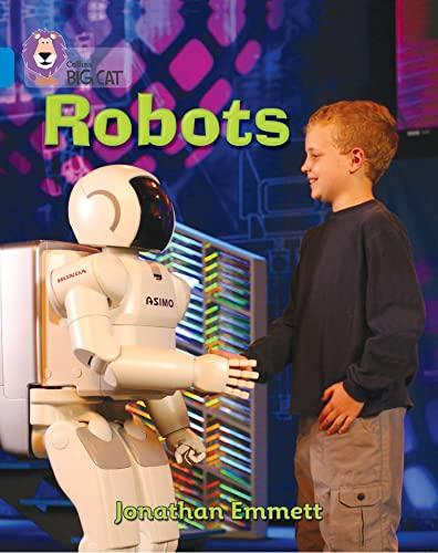 Collins Big Cat - Robots: Band 04/Blue: Emmett, Jonathan