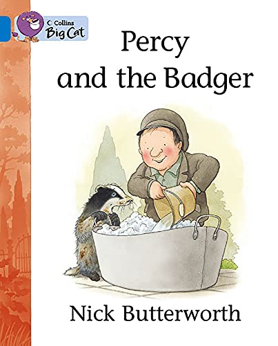 9780007185856: Percy and the Badger (Collins Big Cat)