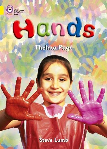 Hands (Collins Big Cat): Page, Thelma