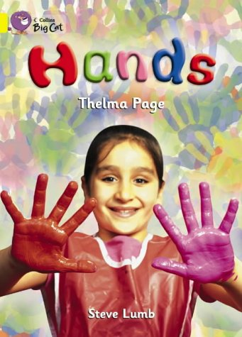 9780007185870: Hands: Band 03/Yellow (Collins Big Cat)