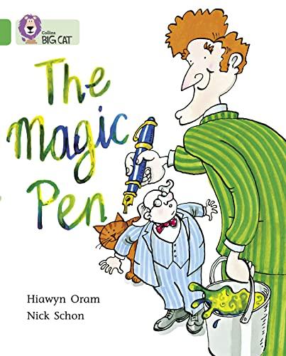 9780007185887: Collins Big Cat - The Magic Pen: Band 05/Green
