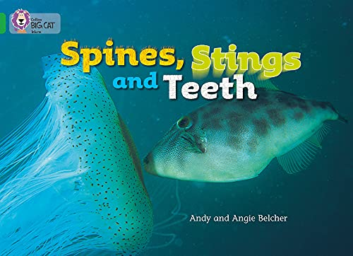 9780007185894: Spines, Stings and Teeth (Collins Big Cat)