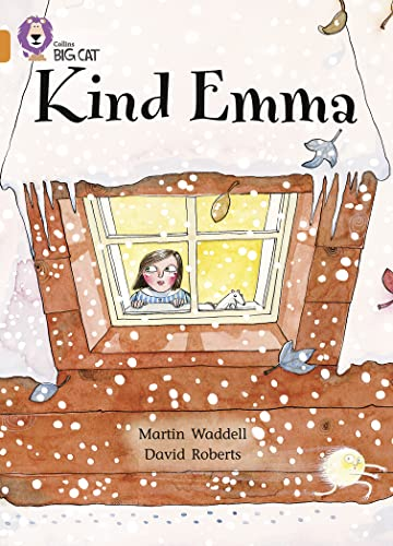 Kind Emma (Collins Big Cat) (0007185901) by Martin Waddell