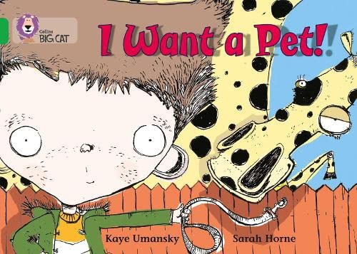 9780007185917: I Want a Pet! (Collins Big Cat)