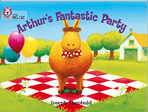 9780007185979: Arthur's Fantastic Party (Collins Big Cat)