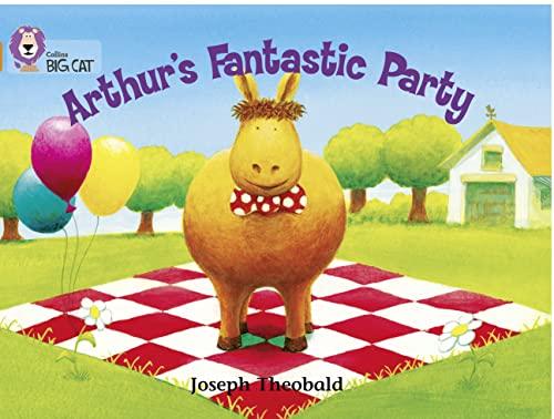 9780007185979: Arthur's Fantastic Party (Collins Big Cat)