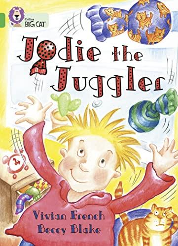 9780007185986: Jodie the Juggler (Collins Big Cat)