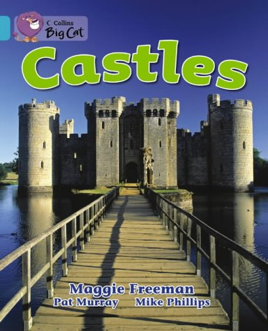 9780007186006: Castles: Band 07/Turquoise (Collins Big Cat)