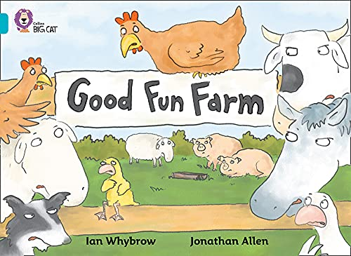 9780007186051: Good Fun Farm (Collins Big Cat)