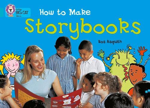 9780007186099: How to Make a Storybook (Collins Big Cat)