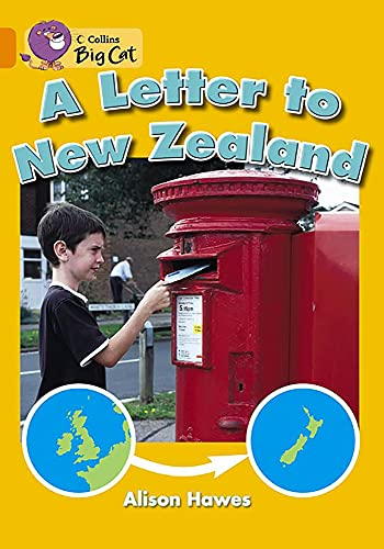 9780007186112: A Letter to New Zealand (Collins Big Cat)