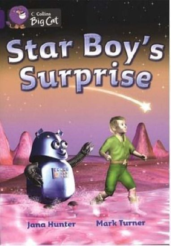 9780007186136: Collins Big Cat - Star Boy's Surprise: Band 08/Purple