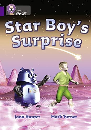 9780007186136: Star Boy's Surprise (Collins Big Cat)
