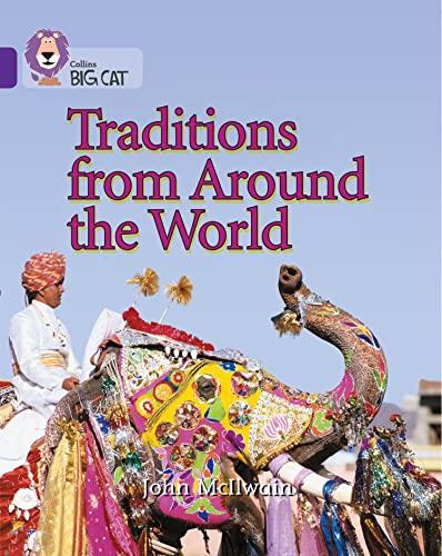 9780007186143: Collins Big Cat - Unusual Traditions: Band 08/Purple