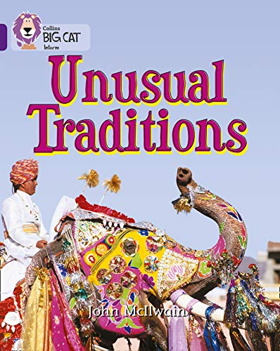 9780007186143: Unusual Traditions (Collins Big Cat)