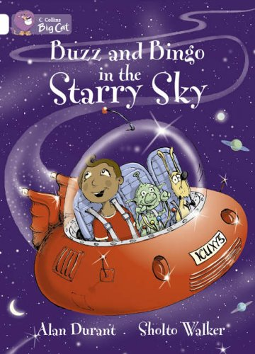 9780007186303: Collins Big Cat - Buzz and Bingo in the Starry Sky: Band 10/White