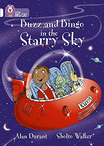 9780007186303: Buzz and Bingo in the Starry Sky (Collins Big Cat)