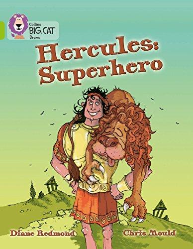 9780007186389: Collins Big Cat - Hercules: Superhero: Band 11/Lime