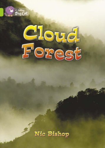 9780007186419: The Cloud Forest (Collins Big Cat)