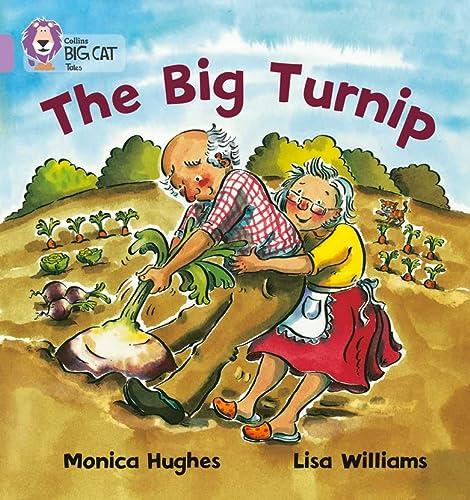 9780007186440: The Big Turnip (Collins Big Cat)