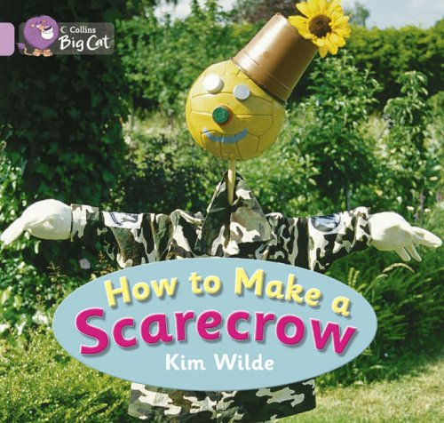 9780007186457: Collins Big Cat - How To Make a Scarecrow: Band 00/Lilac