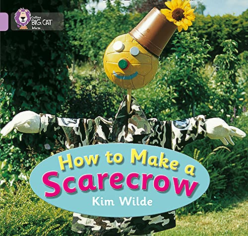 9780007186457: How To Make a Scarecrow (Collins Big Cat)