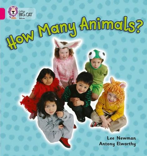 9780007186471: How Many Animals: Band 01A/Pink A (Collins Big Cat)