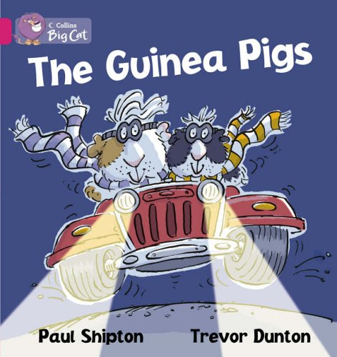 9780007186488: The Guinea Pigs (Collins Big Cat)