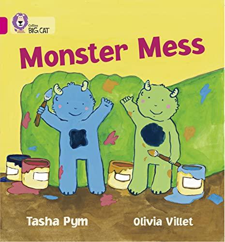 9780007186501: Monster Mess (Collins Big Cat)