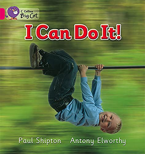 9780007186518: Collins Big Cat - I Can Do It: Band 01B/Pink B