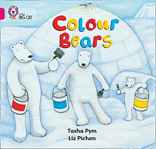 9780007186525: Collins Big Cat - Colour Bears: Band 01B/Pink B