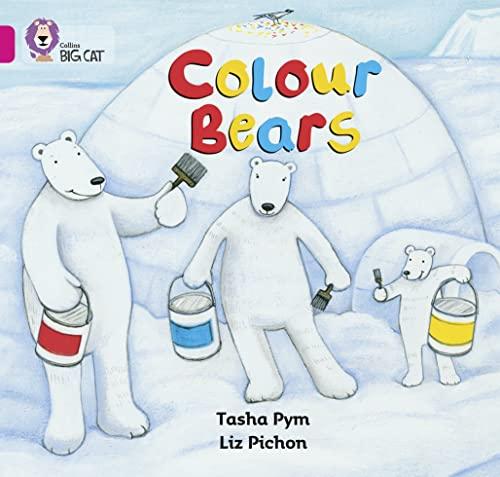 9780007186525: Colour Bears (Collins Big Cat)