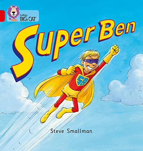 9780007186563: Collins Big Cat - Super Ben: Band 02B/Red B