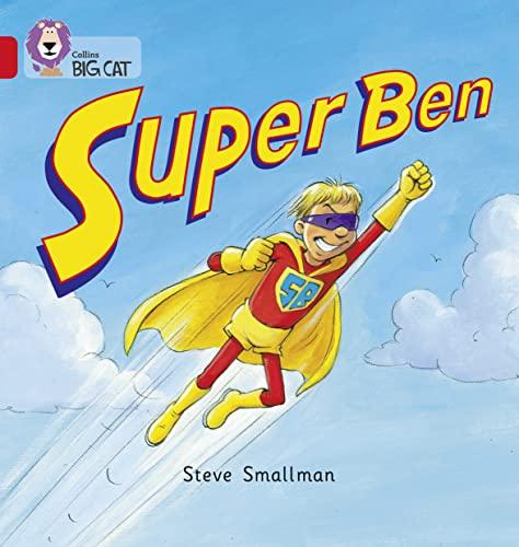 9780007186563: Super Ben (Collins Big Cat)