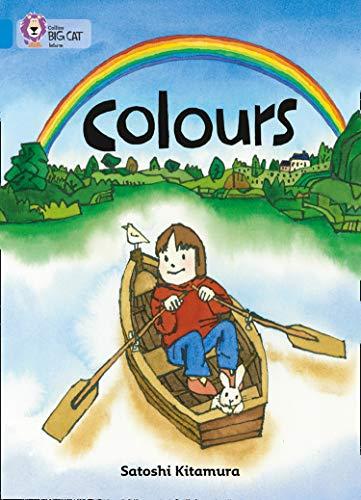 9780007186631: Collins Big Cat - Colours: Band 04/Blue