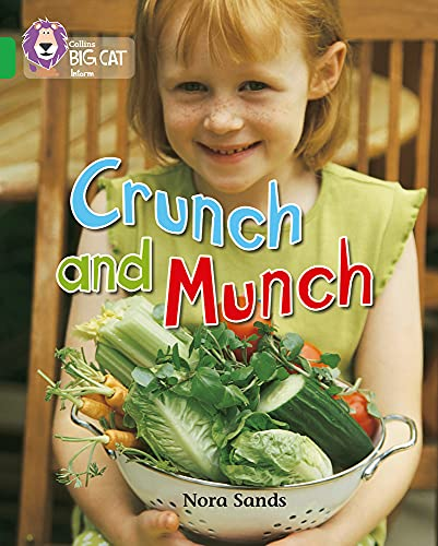 9780007186655: Crunch and Munch: Band 05/Green (Collins Big Cat)