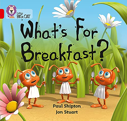 9780007186686: What's For Breakfast? (Collins Big Cat)