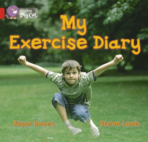 9780007186693: Collins Big Cat - My Exercise Diary: Band 02B/Red B