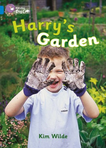 9780007186761: Collins Big Cat - Harry's Garden: Band 04/Blue