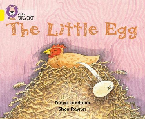 9780007186778: The Little Egg (Collins Big Cat)