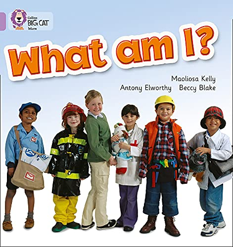 9780007186792: What Am I? (Collins Big Cat)