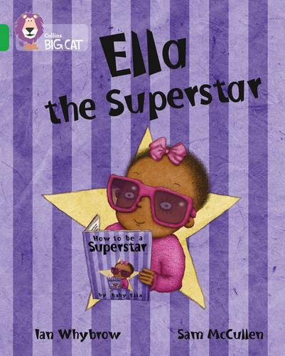 9780007186815: Collins Big Cat - Ella the Superstar: Band 05/Green