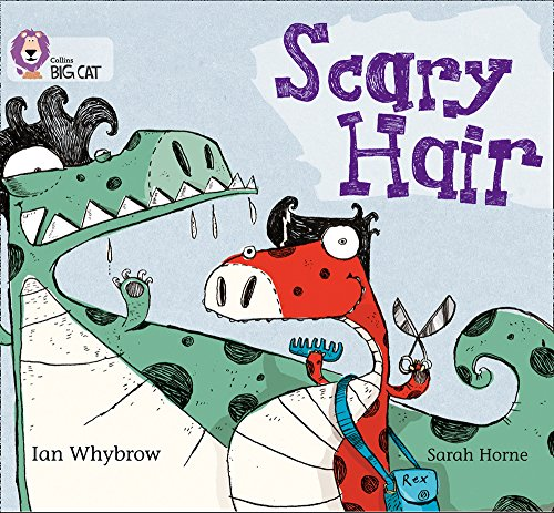 9780007186853: Scary Hair (Collins Big Cat)