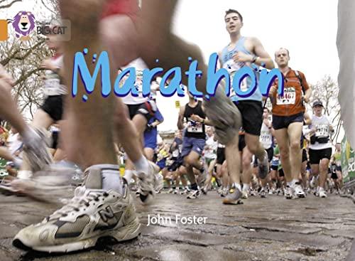 9780007186891: The Marathon (Collins Big Cat)