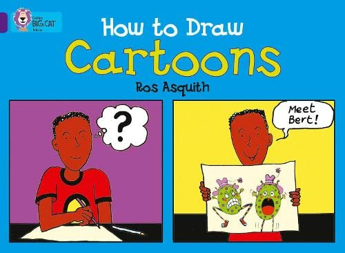 9780007186976: How to Draw Cartoons (Collins Big Cat)