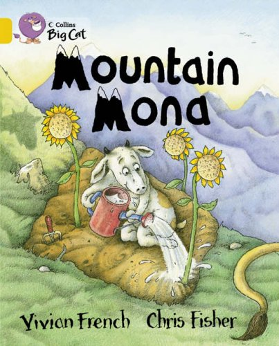 9780007187003: Collins Big Cat - Mountain Mona: Band 09/Gold