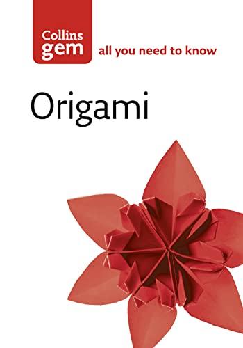 9780007188819: Origami (Collins Gem)