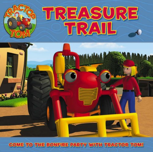 9780007189007: Tractor Tom - Treasure Trail