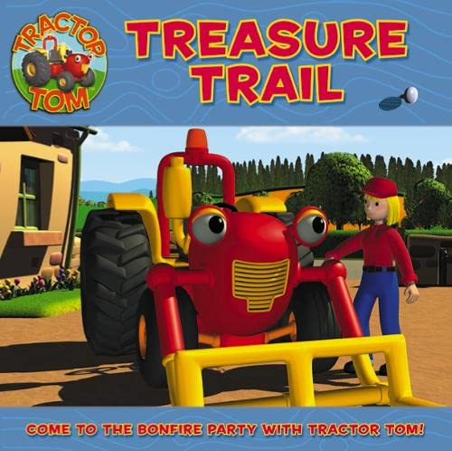 Tractor Tom Treasure Trail (9780007189007) by Chris Trengrove